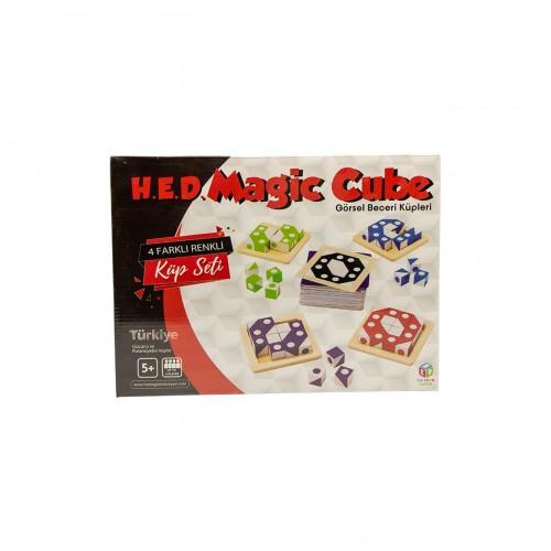 Q Bitz-Magic Cube Akıl ve Zeka Oyunları