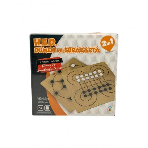 Dümen&Surakarta Akıl ve Zeka Oyunları
