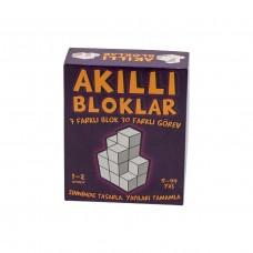 Akıllı Bloklar Akıl ve Zeka Oyunları